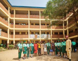 Ilupeju School CSR