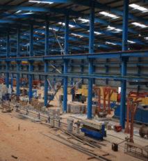 Coleman Factory Development