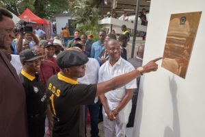Commissioning of the new Lagos Polo Club Viewing Stand